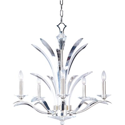 Paradise 5-Light Candle-Style Chandelier