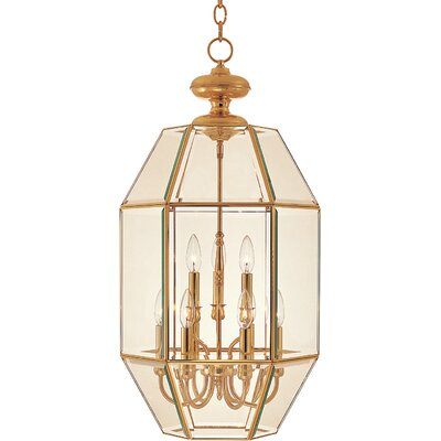 Gunnell 9-Light Entry Foyer Pendant