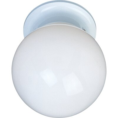 Blasingame 1-Light Flush Mount
