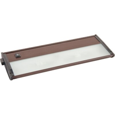 Countermax 21 Xenon Under Cabinet Bar Light Finish: Satin Aluminum