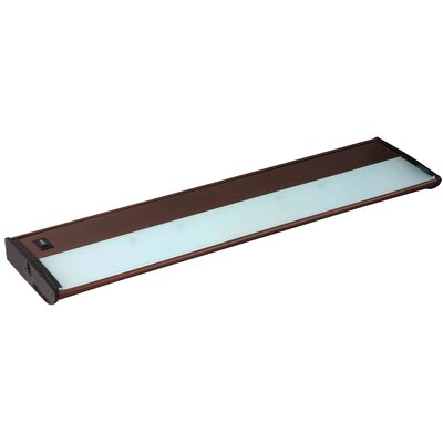 CounterMax MX-X120 21 Xenon Under Cabinet Bar Light Finish: Metalic Bronze
