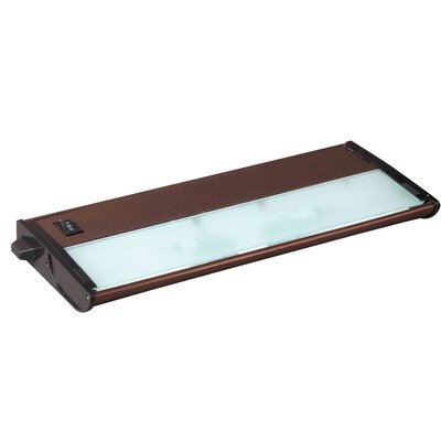 CounterMax MX-X12 13 Xenon Under Cabinet Bar Light Kit Finish: Metalic Bronze