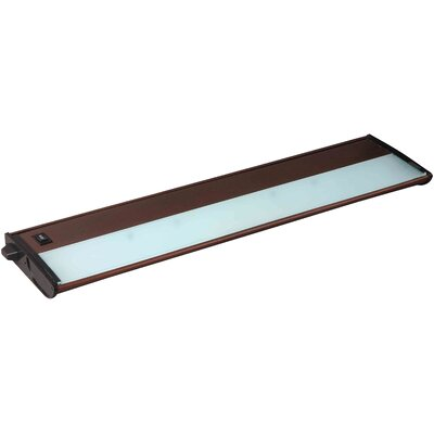 CounterMax MX-X12 21 Xenon Under Cabinet Bar Light Kit Finish: Metalic Bronze