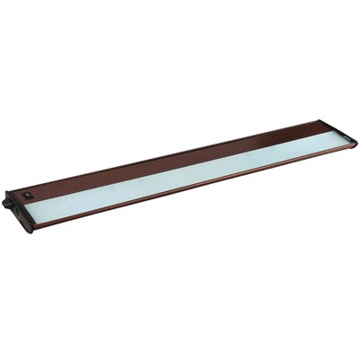 CounterMax MX-X12 30 Xenon Under Cabinet Bar Light Kit Finish: Metalic Bronze