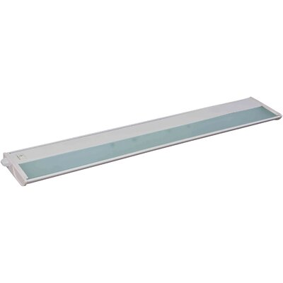 CounterMax MX-X12 30 Xenon Under Cabinet Bar Light Kit Finish: White