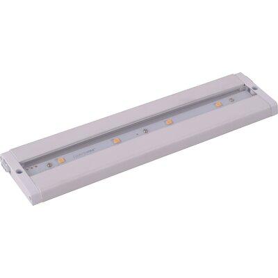 CounterMax MX-L-LPC 12 LED Under Cabinet Bar Light Finish: White
