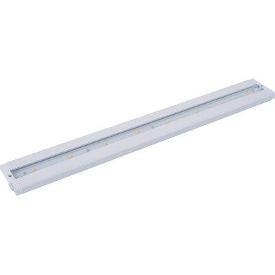 CounterMax MX-L-LPC 24 LED Under Cabinet Bar Light Finish: White