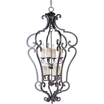 Winchester 8-Light Entry Foyer Pendant