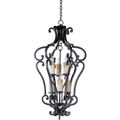 Winchester 6-Light Entry Foyer Pendant