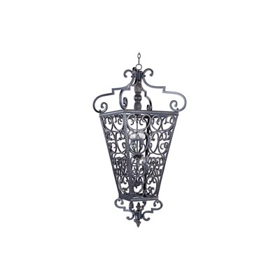 Bristol 8-Light Entry Foyer Pendant