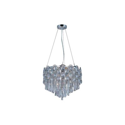 Jewel 12-Light Crystal Pendant