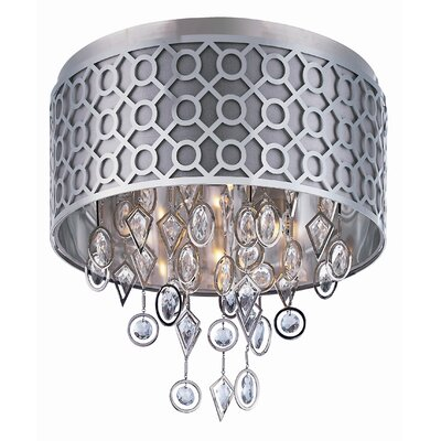 Shari 5-Light Flush Mount