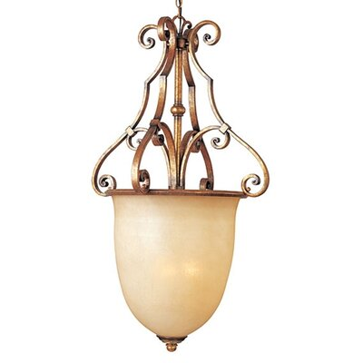 La Scalla 3-Light Entry Foyer Pendant