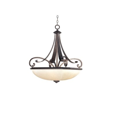 Cottrell 4-Light Pendant