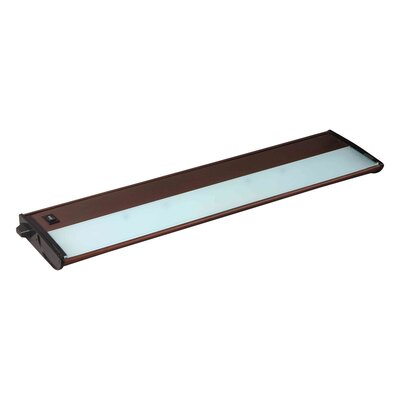 CounterMax MX-X12 21 Xenon Under Cabinet Bar Light Finish: Metalic Bronze
