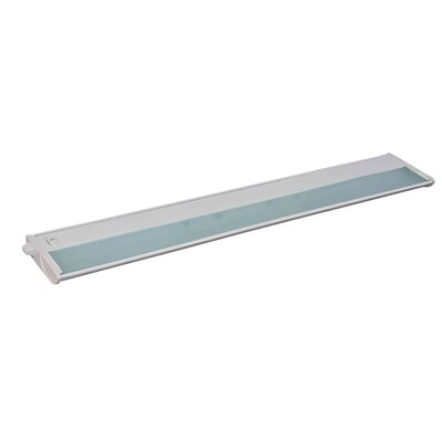CounterMax MX-X12 30 Xenon Under Cabinet Bar Light Finish: White