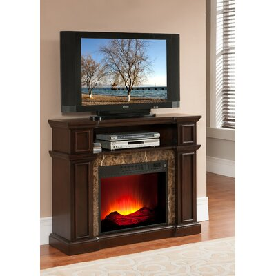 Designs 2 Go TV Stand with Electric Fireplace