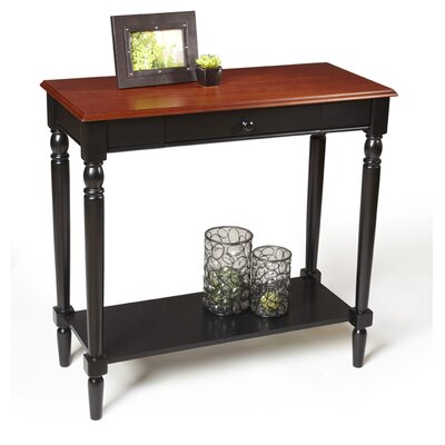 Cheap Convenience Concepts French Country Foyer Table (CVC1077)
