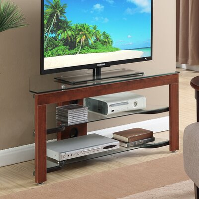Beckett 42.5 TV Stand Finish: Cherry
