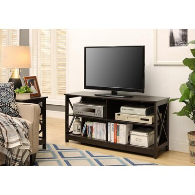 Stoneford 47 TV Stand Color: Espresso