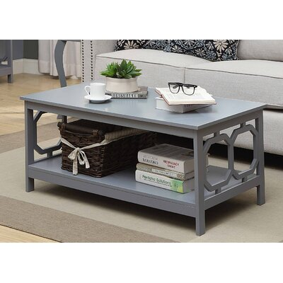 Ardenvor Coffee Table Color: Gray