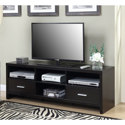 Kersh TV Stand Finish: Black