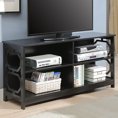 Country Walk 47 TV Stand Color: Black