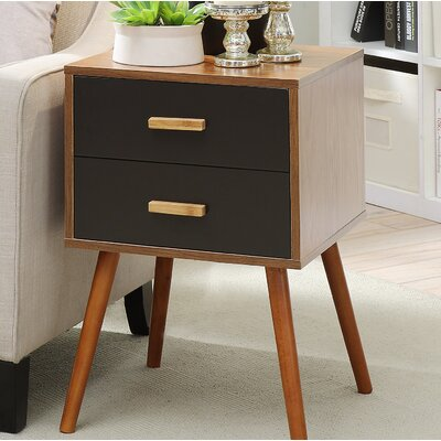 Creenagh 2 Drawer End Table