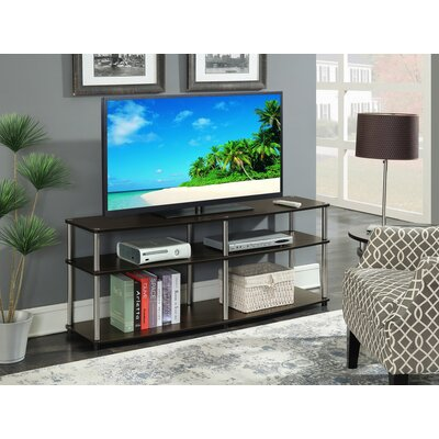 Edwin 59 TV Stand Color: Espresso