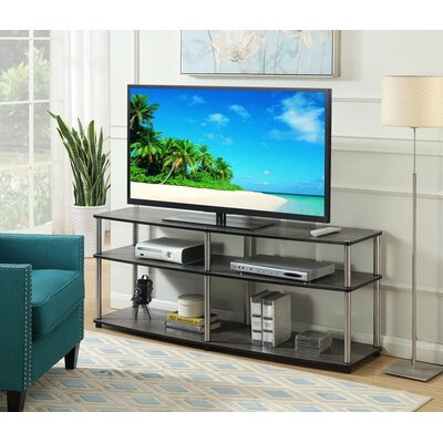 Edwin 59 TV Stand Color: Gray