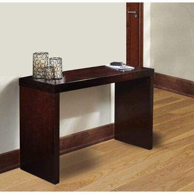 Cheap Convenience Concepts Northfield Elite Console Table in Espresso (CVC1120)