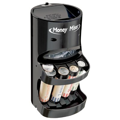 Money Miser Motorized Coin Sorter