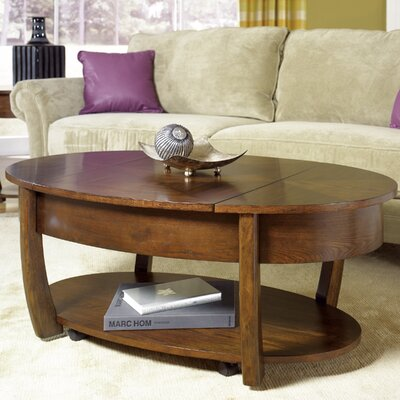 Hatfield Contemporary Coffee Table with Lift Top