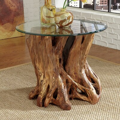 Winooski Root Ball End Table