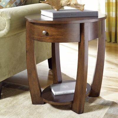 Concierge End Table