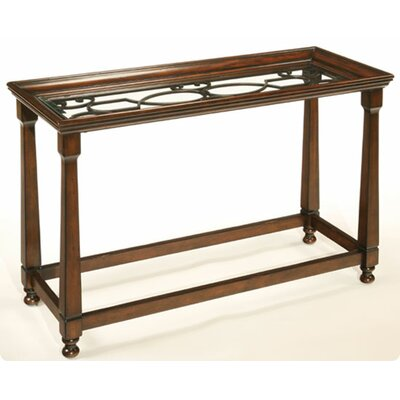 Cheap Hammary Drayton Sofa Table in Vineyard Brown (HAM3004)