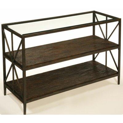 Cheap Hammary Crossnore Sofa Table in Dark Brass (HAM3010)