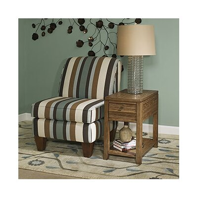 Dillwyn Chairside Table Color: Oak