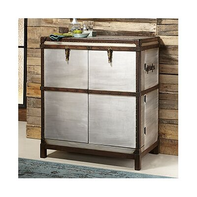 Hidden Treasures Bar Cabinet