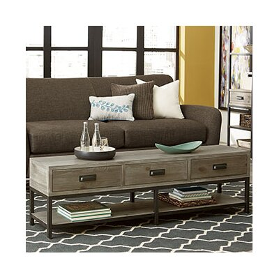 Parsons Bench Coffee Table