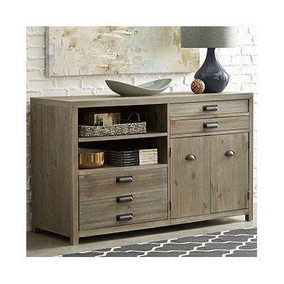 Parsons Credenza Cabinet