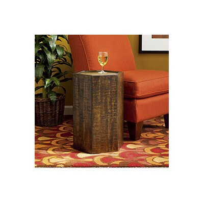 Hidden Treasures End Table