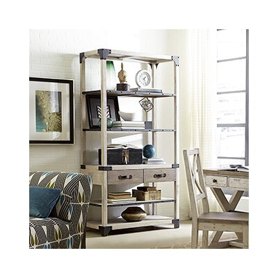 Reclamation Place 80 Etagere Bookcase