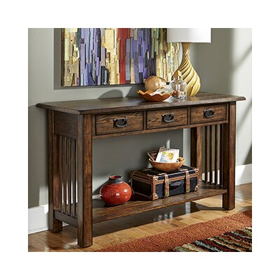 Canyon II Console Table