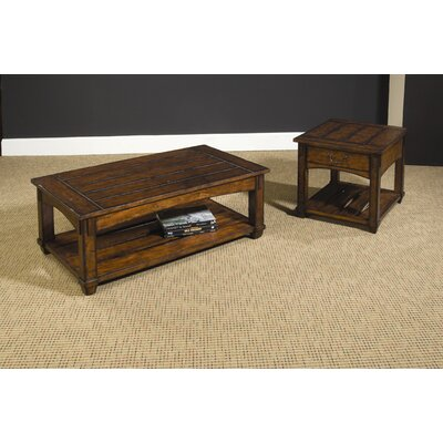 Fort Bragg 3 Piece Coffee Table Set
