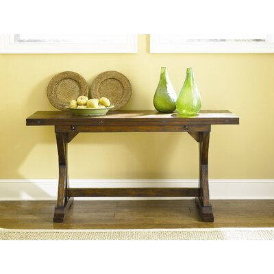 Cheap Hammary Hidden Treasures Flip Top Console Table (HAM3303)