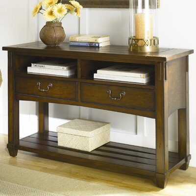 Cheap Hammary Tacoma Console Table (HAM3263)