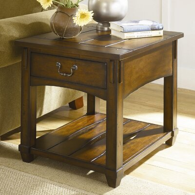 Fort Bragg End Table
