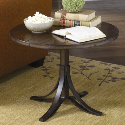 Calderwood Round End Table