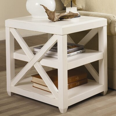 Cheap Hammary Transitions Rectangular End Table (HAM3283)